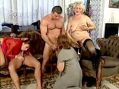 best of Orgy Europpean mature