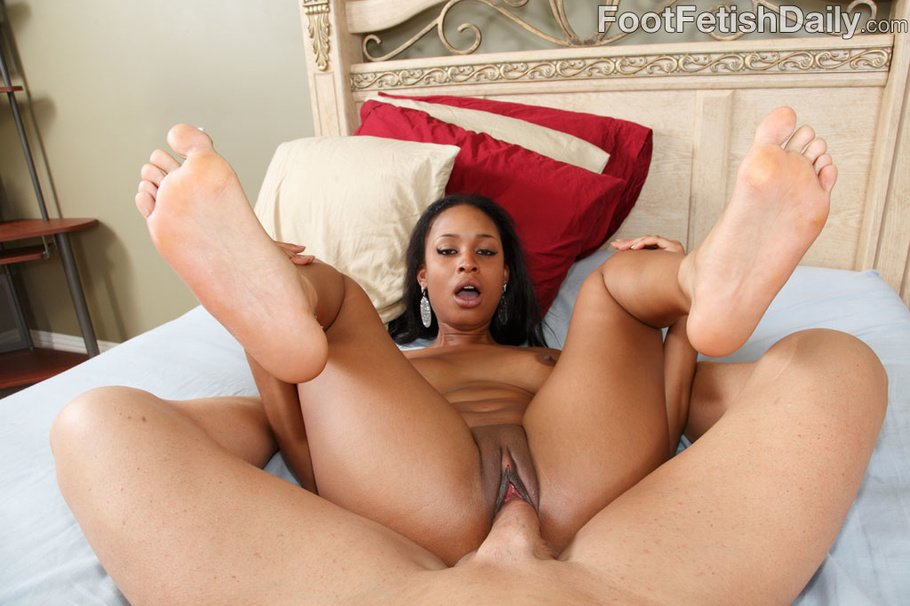 Uncle C. recomended fetish fuck foot interracial