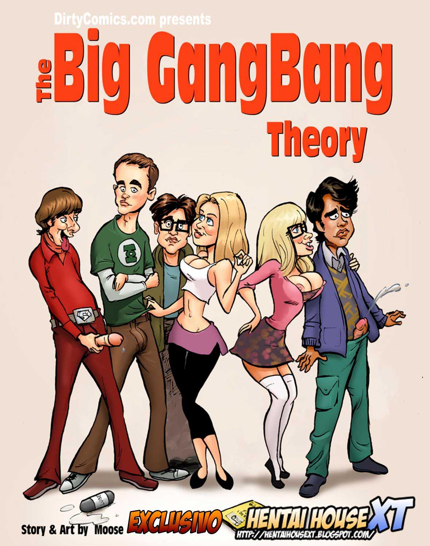 Theory bang porn big the Fake the