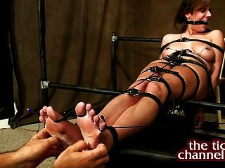 Snazz reccomend tickling tied