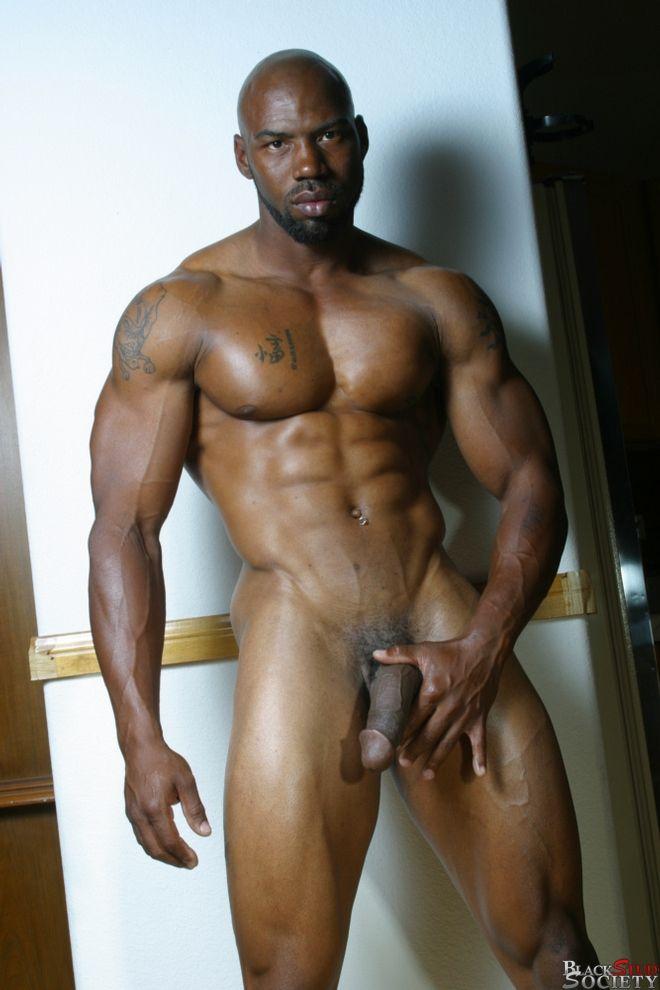 best of Ebony naked hot male