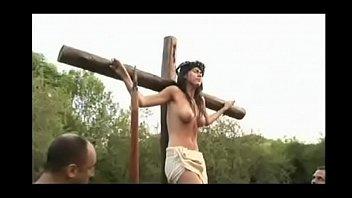 Megalodon reccomend Femdom crucifiction art
