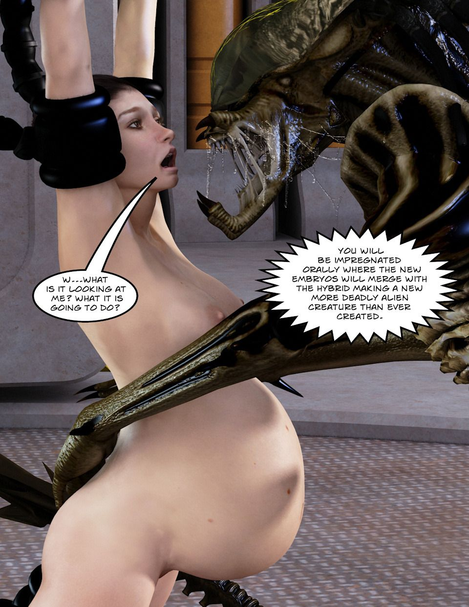 Alien Impregnation Toons - Impregnated alien. Sex HD photos 100% free. Comments: 2