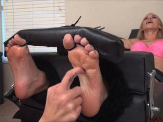 best of Lotion feet tickling